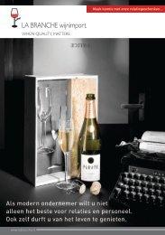 relatiegeschenken - la branche wijnimport