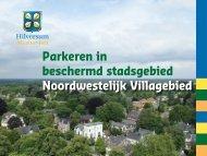 Parkeren in beschermd stadsgebied PDF - Gemeente Hilversum