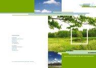 Brochure voor nieuwe wethouders en raadsleden - Wijde Biesbosch