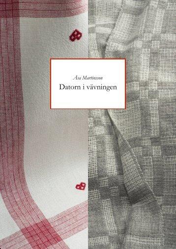 Datorn i vävningen - Martinsson & Eriksson