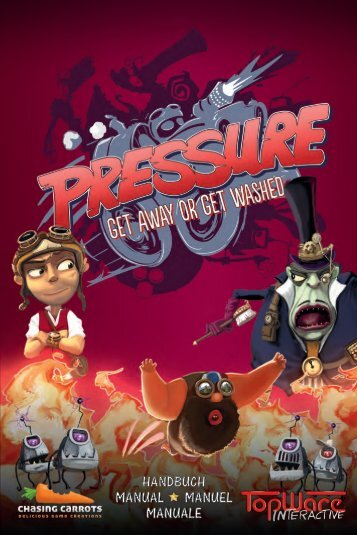 Pressure Manual E-F-G-I-S - Now Available