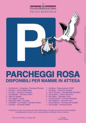 1 - Via Manzoni - Consultorio / Farmacia D'Aurizio 1 ... - Riviera Oggi