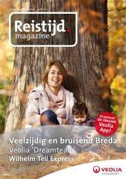 Reistijd 9 - Oktober 2012 - Veolia Transport Nederland