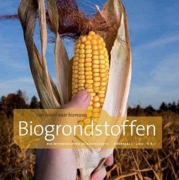 Biogrondstoffen - Biomaatschappij