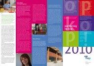 Jaarverslag Op Kop - Stichting Op Kop