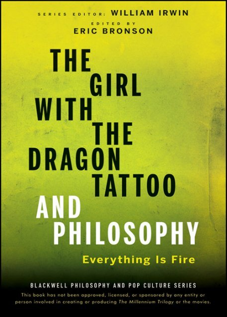 Girl With Dragon Tattoo Pdf