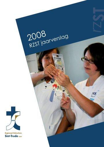 2008 - regionaal ziekenhuis Sint-Trudo