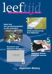 Magazine Leeftijd 2007 - HDB Assen