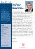 Magazine Leeftijd 2007 - HDB Assen - Page 2