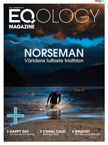 eq magazine september - Eqology