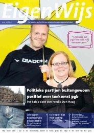 Politieke partijen buitengewoon positief over toekomst pgb - Per Saldo