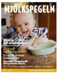 Hjälp – det är matdags! - Svensk Mjölk