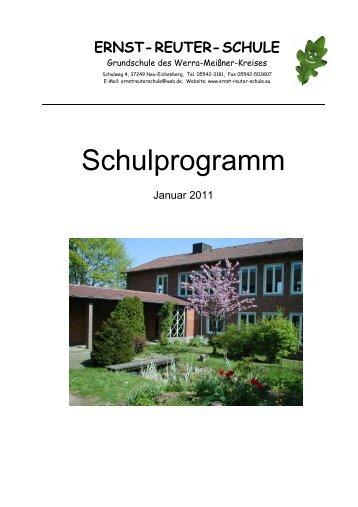 Schulprogramm (PDF) - Ernst-Reuter-Schule