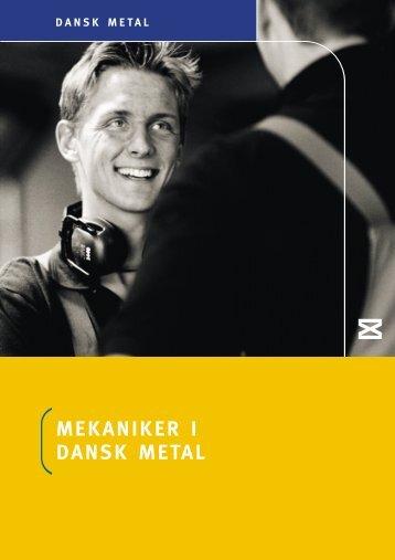 MEKANIKER I DANSK METAL