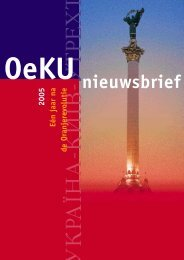 Nieuwsbrief 2005 - OeKU