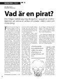 Jag, pirat? - Juridiska Föreningen i Göteborg - Page 6
