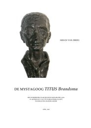 De mystagoog titus brandsma.pdf - De Zalige Titus Brandsma ...