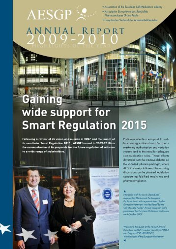 2009-2010 - AESGP