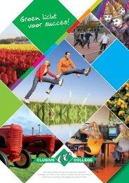 Algemene brochure - Clusius College
