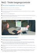 A4 Net2 2007-NL.indd - De Beveiligingswinkel - Page 3