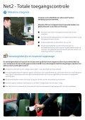 A4 Net2 2007-NL.indd - De Beveiligingswinkel - Page 7