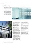SGG EMALIT EVOLUTION® SGG SERALIT EVOLUTION® - Scanglas - Page 4