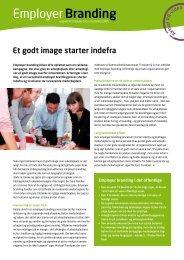 Employer branding - Aspekta A/S