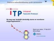 iTP beheerplan - Pmgg