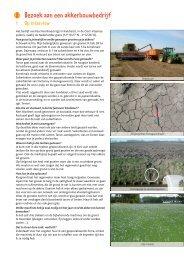 8 Bezoek aan een akkerbouwbedrijf 1 Op interview - Geogenie