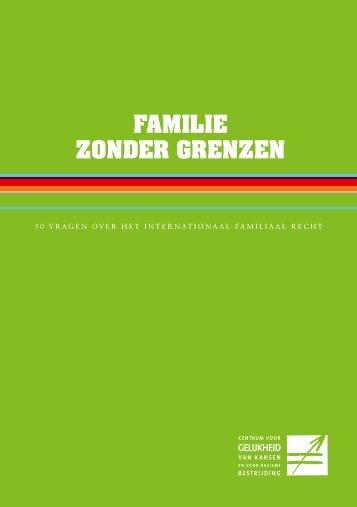 Familie zonder grenzen (PDF, 1.13 MB) - igvm - Belgium
