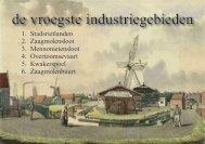 De vroegste industriegebieden: Stadsrietlanden ... - theobakker.net