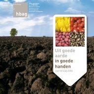 HBAG jaarverslag 2006.indd - hbagbloemen