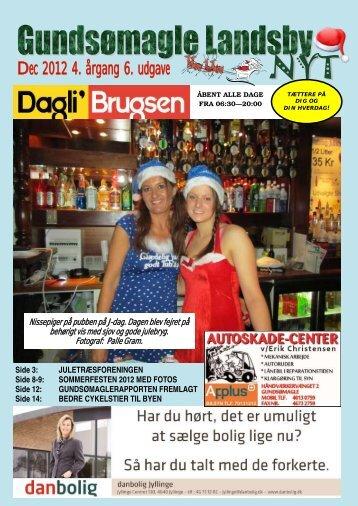 landsbynyt dec 2012 - Gundsømagle Landsbyråd