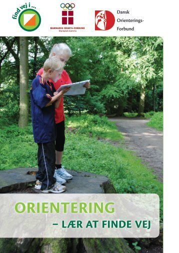ORIENTERING - Find vej i Danmark