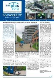 Bouwkrant 3 - Surplus Zorg