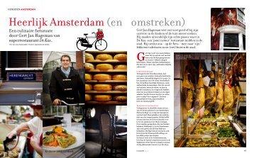 Heerlijk Amsterdam (en omstreken) - t Schrijvertje