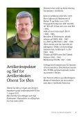 3-2011 ARTILLERI - TIDSSKRIFT - Artilleriets offisersforening - Page 7