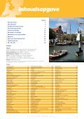 Toeristisch ABC - VVV Zuid-Holland Zuid - Page 3