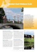 Toeristisch ABC - VVV Zuid-Holland Zuid - Page 7