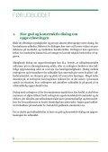 udbud med omtanke - Rådet for Offentlig-Privat Samarbejde - Page 6