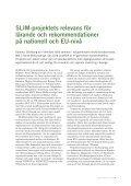 Hur kan erfarenheter från SLIM-projektet bidra ... - Region Värmland - Page 6