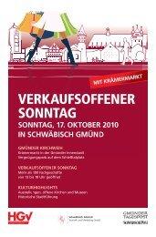 Kirchweihmarkt 2010 - Schwäbische Post