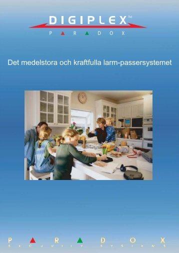 Inbrottslarm för medelstora företag - ElGruppen
