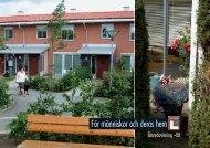 Årsredovisning 2008 - Landskronahem