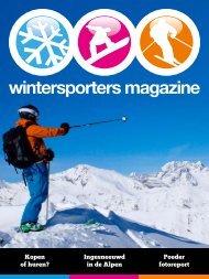 wintersporters magazine