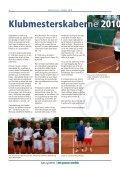 Nr. 2 - 2010 - Virum-Sorgenfri Tennisklub - Page 6