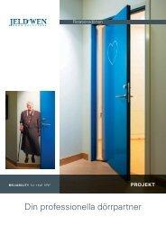 Rotationsdörren - SWEDOOR/JELD-WEN