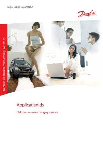 Applicatiegids (sectie Outdoor) - Danfoss BV