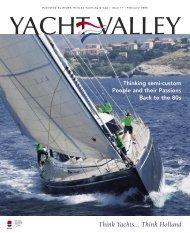 Think Yachts... Think Holland - website van bassist Frans Papp