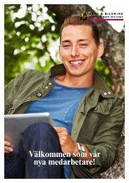 Medarbetarfolder PDF - Vård och bildning - Uppsala kommun